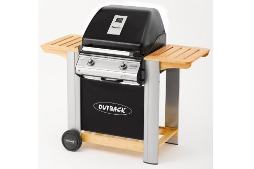 Outback - Spectrum - 2 Burner Hooded - Gas Barbecue Grill - Cover, 6-8 People