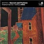 Britten - Sacred And Profane
