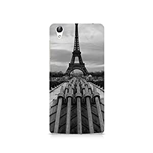 TAZindia Printed Hard Back Case Cover For Vivo Y51L