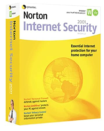 Norton Internet Security 2001 3.0