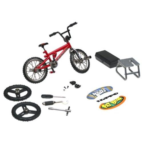 Amazon.com: Tech Deck Bike System Distortion Mini Bike