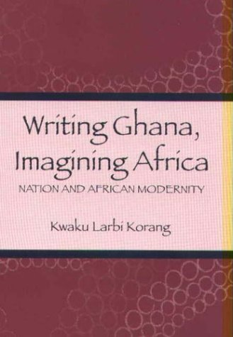 the decolonisation of ghana history essay The era of decolonization and the immediate post-independence years witnessed a growing rank of africanists vigorously reject this eurocentric and anti-african historical epistemology that privileged a collection of essays writing independent history: african historiography, 1960.