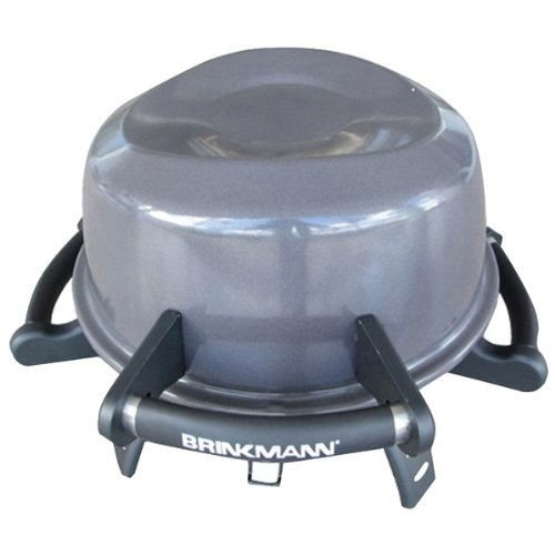 BRK8101101SB - BRINKMANN 810-1101-SB Tabletop Gas Grill