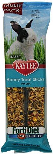 Kaytee-Forti-Diet-Pro-Health-Rabbit-Treat-Honey-Treat-Stick-Value-Pack-8-Ounce