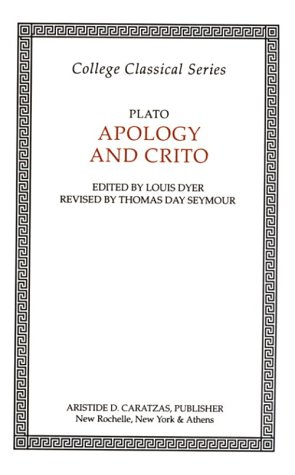 Apology of Socrates and Crito089254046X