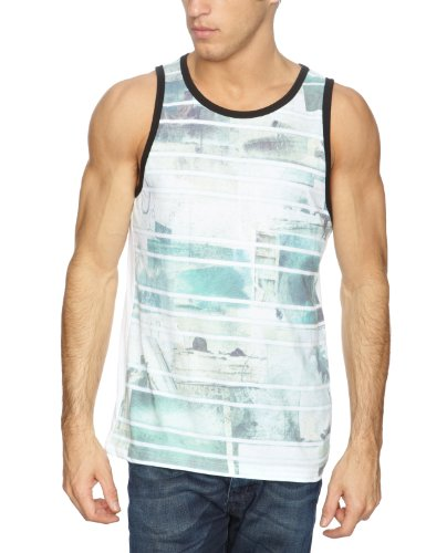 Reef Modern Gypsy Glory Men's Vest White Small