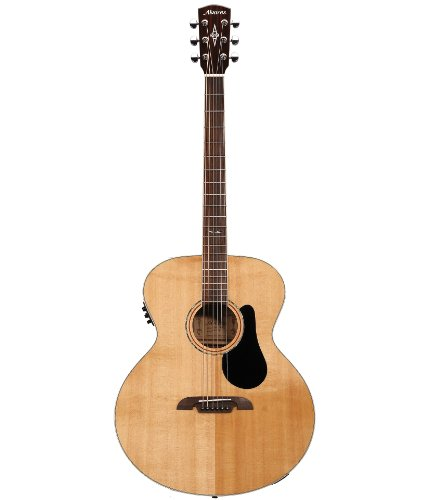 Alvarez Abt60E Baritone Guitar - Acoustic/Electric