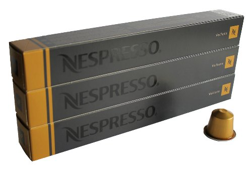 Shop for 30 Volluto Nespresso Capsules Espresso Lungo by Nestlé