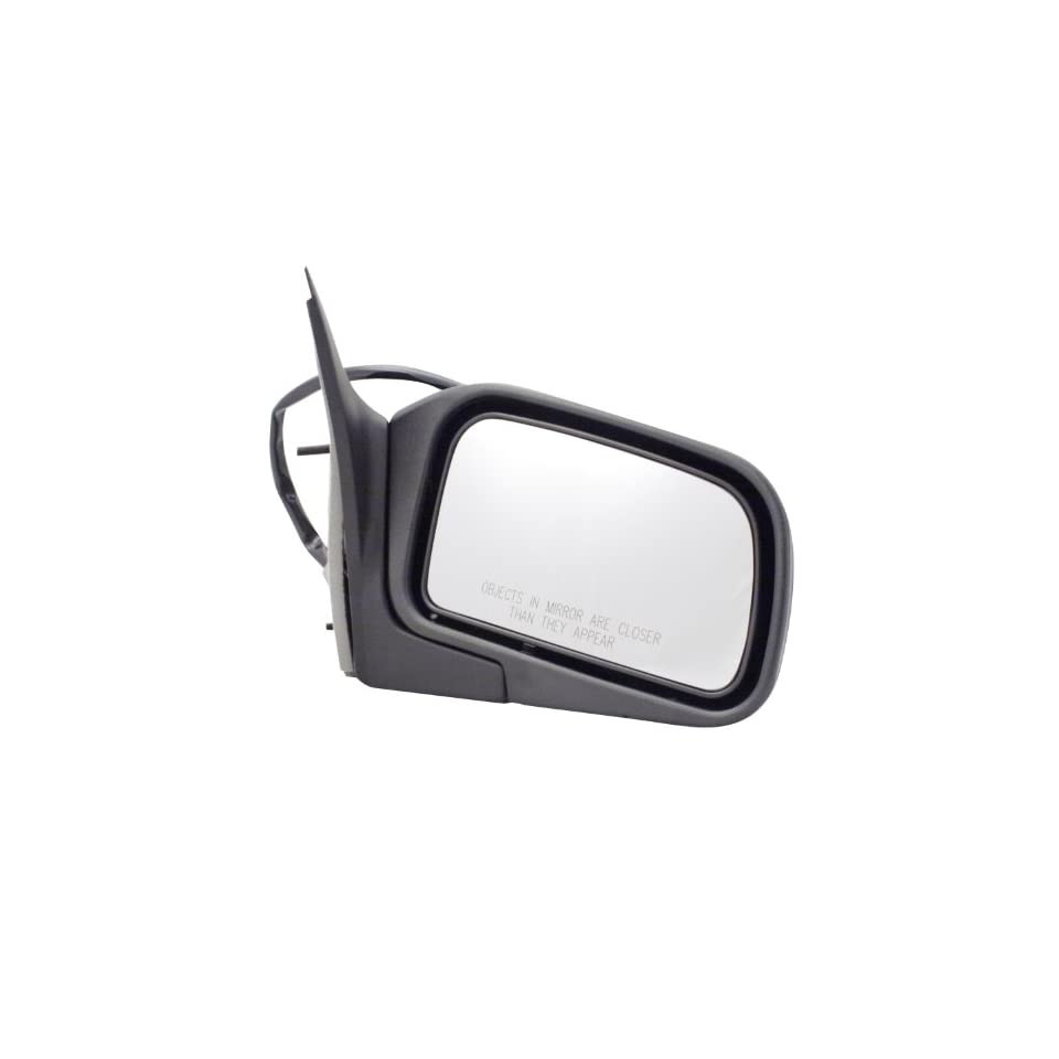 Pilot FD6609410 0R00 Ford Crown Victoria Black Power Non Heated Replacement Passenger Side Mirror