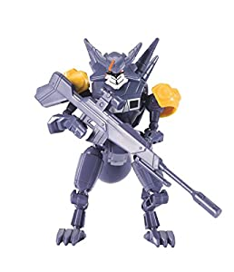 SpruKits LBX Hunter Action Figure Model Kit, Level 1
