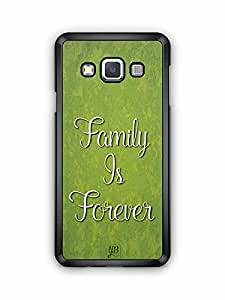 YuBingo Family is Forever Designer Mobile Case Back Cover for Samsung Galaxy A3
