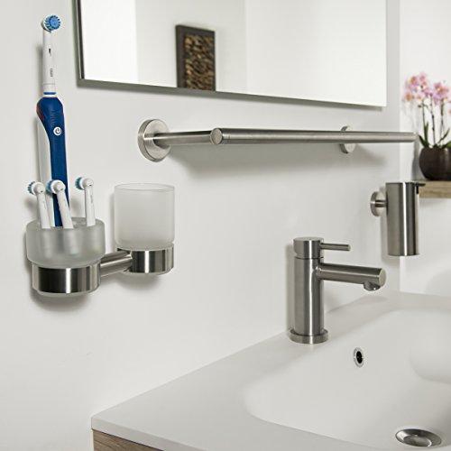 Tiger boston 3078 set per la pulizia dei denti con bicchiere - Tiger accessori bagno ...