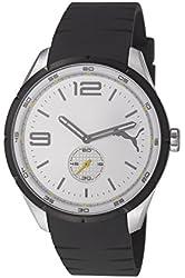 Puma Speed Silver Quartz Watch PU103111003