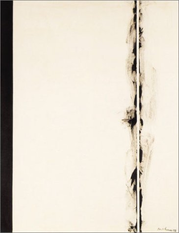 Barnett Newman the Stations of the Cross: Lema Sabachthani