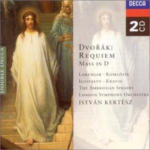 Dvorák, Requiem; Mass in D