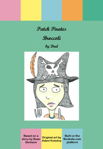Patch Pirates - A Personalizable Food Book
