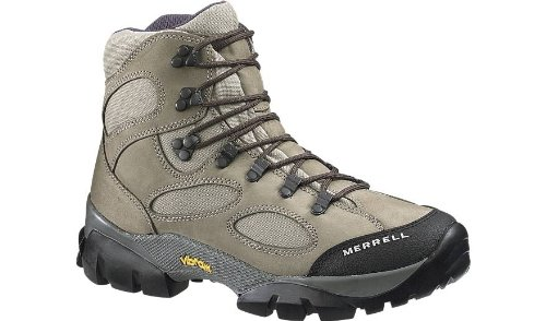 Merrell Mens Sawtooth Boot Walnut
