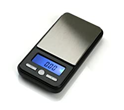 American Weigh Scale AC-100 Digital Pocket Weighing Scale