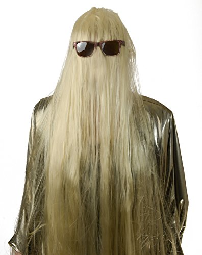 Cousin It Addams Family Costume Wig