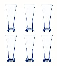Luminarc Martigues Highball Tumbler Set, 320ml, Set of 6, Transparent