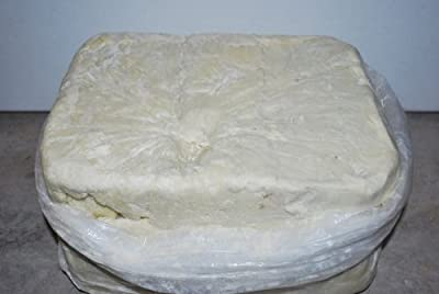 Unrefined Raw Ivory Shea Butter TOP Grade From Ghana 5lb