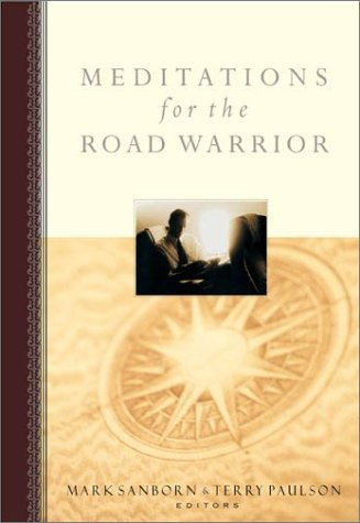 Image for Meditations for the Road Warrior