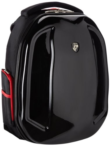 B00CNIMNZC Heys USA Charger Hybrid Backpack, Black, One Size