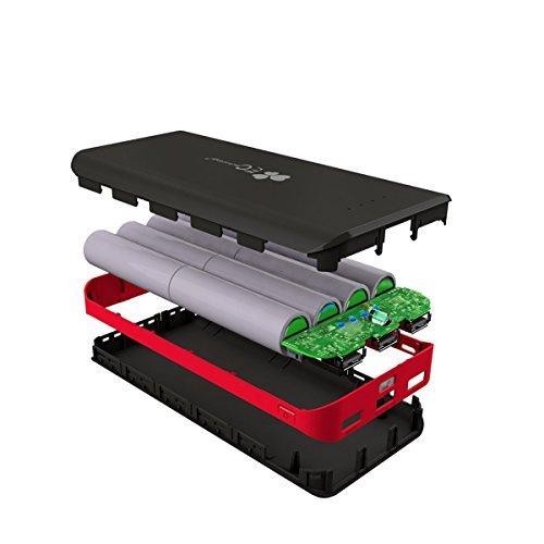 EC Technology Powerbank 22400 mAh Caricabatterie Portatile