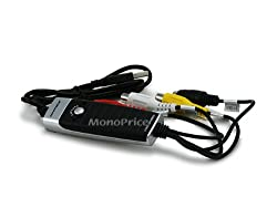 Monoprice USB 2.0 Video Grabber with Audio