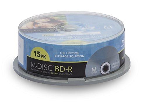 M-DISC MDBD015 disque vierge Blu-Ray