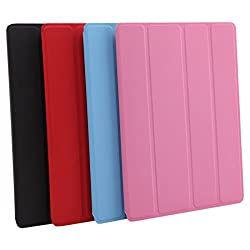 Texet HICS-007-BLK High Quality Shock-Proof Microfiber iPad Case for iPad 2,3,4