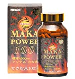 マカパワー100 180粒/メイワ薬粧
