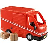 Postman Pat SDS Vehicle And Accessory Set - SDS Van