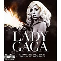 Lady Gaga Presents The Monster Ball Tour at Madison Square Garden [Blu-ray] [Import]