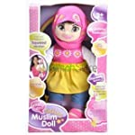 Aamina - Talking Muslim Doll - Desi D...