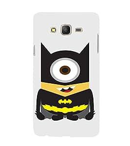 EPICCASE Bat Minion Mobile Back Case Cover For Samsung Galaxy E7 (Designer Case)