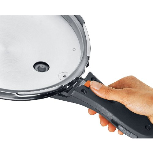 Wmf perfect plus lid handle for all wmf pressure cookers for Perfect kitchen cookware