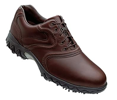 FootJoy Contour Series Golf Shoes 54135 Brown Medium 14