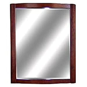 doral bathroom vanity mirror size 24