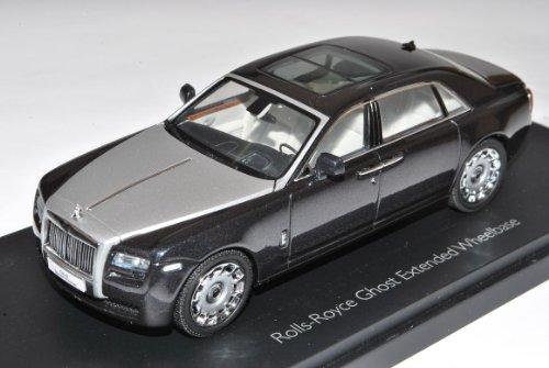 Rolls Royce Ghost 2011 Grau 1/43 Kyosho Modell Auto