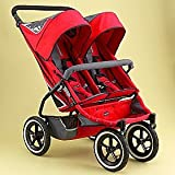 philandteds Baby All - Terrain Strollers: Baby Twin Blue  Red Phil  Ted's E3 Stroller, ... at Sears.com