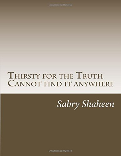 Thirsty for the Truth: But cannot find it anywhere