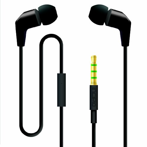 Incipio Nx-306 F88 Hi Fi Stereo Earbuds - Black