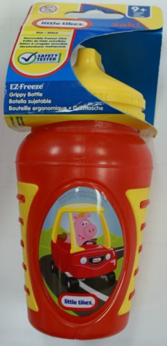Little Tikes Ez-Freeze Griipy Bottle - 12 oz