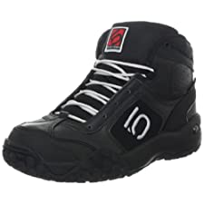 Five Ten Men's Impact High Bike ShoeTeam Black11