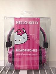 Hello Kitty Headphones (HK-36429)