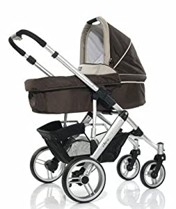 abc desgin kinderwagen astro inkl babywanne und sportwagenaufsatz baby. Black Bedroom Furniture Sets. Home Design Ideas