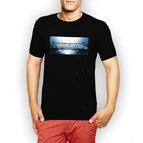 Battlefield Large Uomini T-Shirt