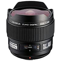 Olympus 8mm f/3.5 Zuiko Fisheye Lens for Olympus Digital SLR Cameras by Olympus