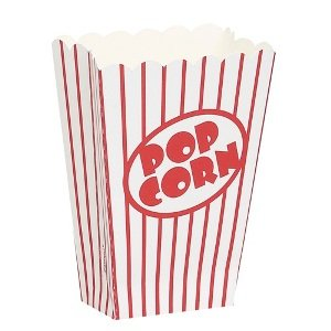 Popcorn Boxes (8 count)